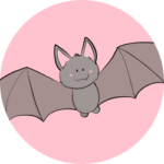 icon pipistrello - COLLECTION Storie di Halloween