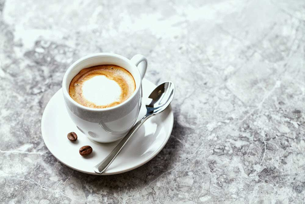 macchiato - Coffee in Italy