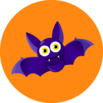 pipistrello icon - Halloween