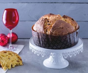 Panettone 360x300 1 - Italian Christmas meal: What do Italians eat at Christmas?