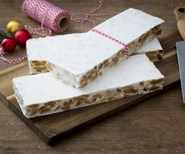 Torrone morbido 360x300 1 - Italian Christmas meal: What do Italians eat at Christmas?