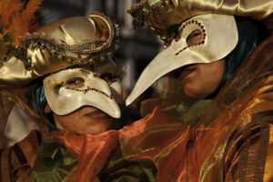 zanni - The Carneval in Venice
