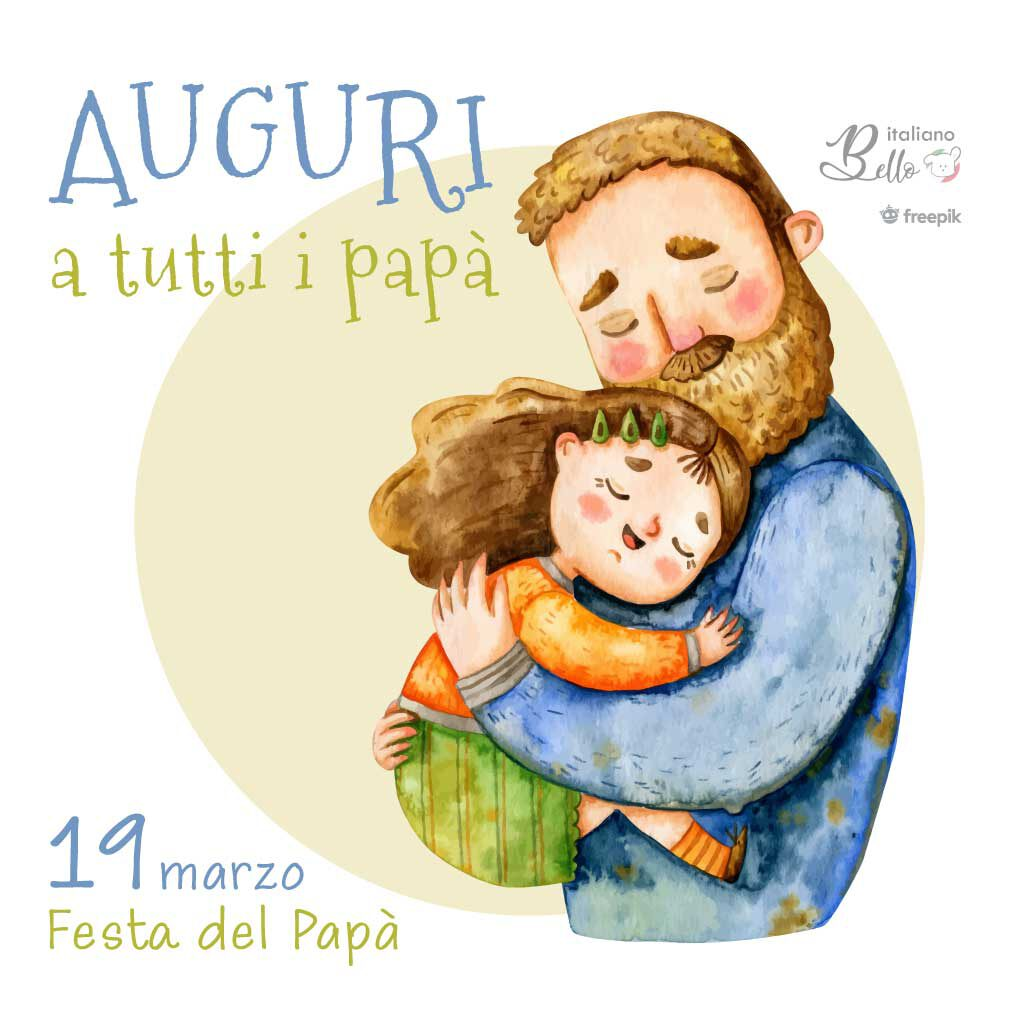 festa papa - 19 March - Father's Day in Italy