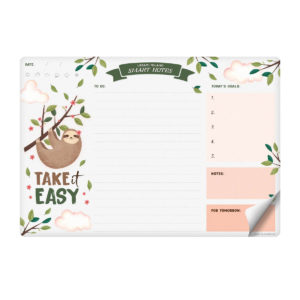 LEGAMI Smart Notes – Paper Mousepad and Notepad